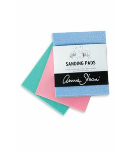 Annie Sloan Unfolded Sanding Sponges 3 Pack
