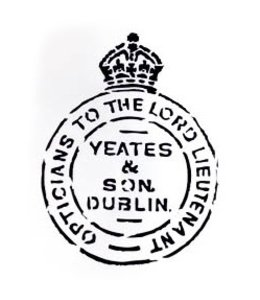 Old Dublin Stamp