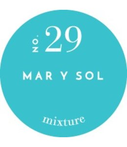 Mixture Luxury Laundry Wash No. 29 Mar Y Sol - 4oz