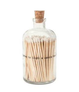 Skeem Poetry Large Match Bottle