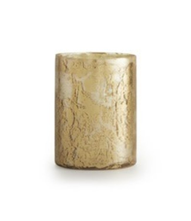 illume Golden Honeysuckle Emory Glass Candle