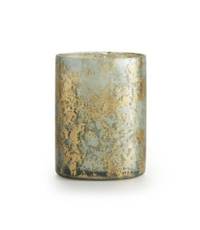 illume Sugared Blossom Emory Glass Candle