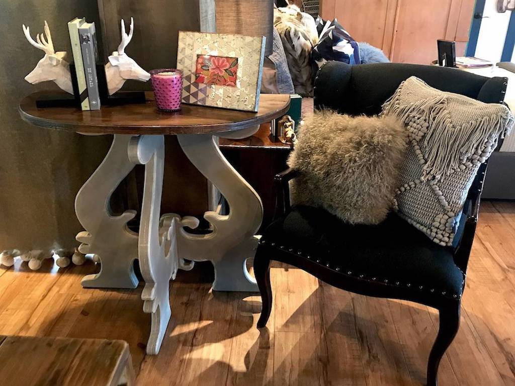 Annie Sloan Chalk Painted Table