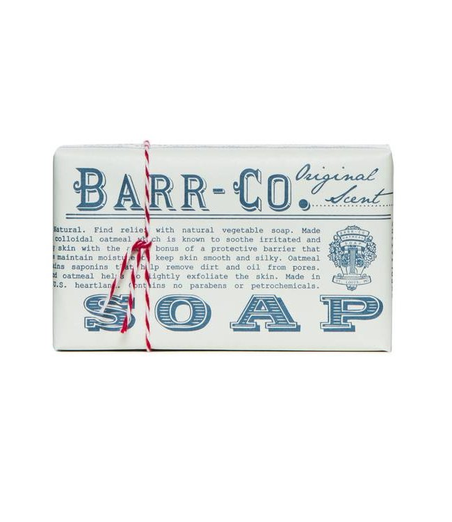 Barr Co. Original Scent Triple Milled Bar Soap