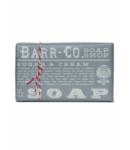 Sugar & Cream Triple Milled Bar Soap