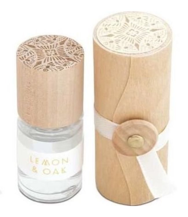 Skeem Print Block Perfume Lemon & Oak
