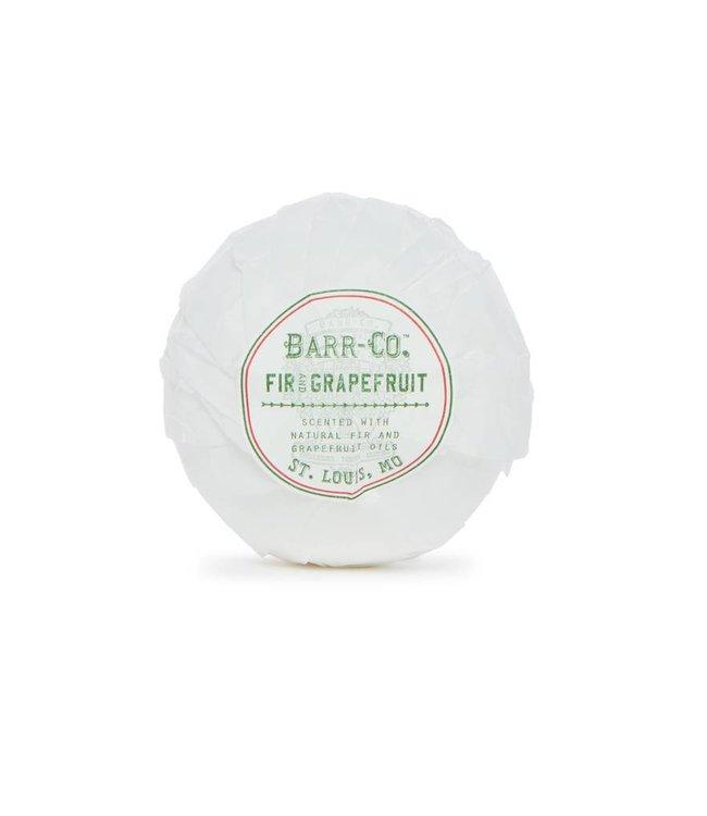Bath Bomb Fir and Grapefruit