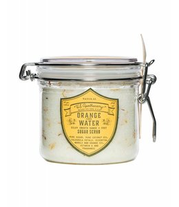 US Apothecary Orange Water Sugar Scrub