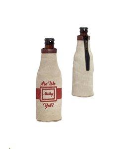 Merry Bottle Koozie