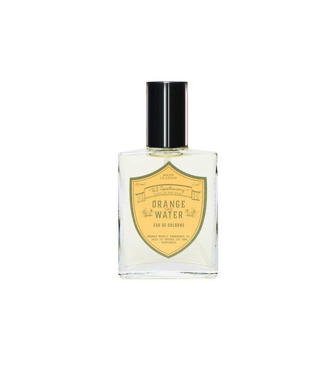 US Apothecary Orange Water Cologne