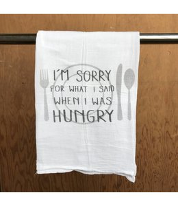 Stash Style Hungry Dish Towel