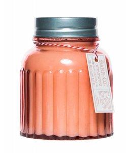 Barr Co. Honeysuckle Apothecary Jar Candle