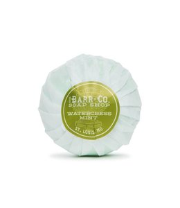 Barr Co. Watercress Mint Bath Bomb