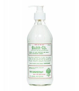 Barr Co. Fir & Grapefruit Shea Butter Lotion
