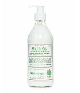 Barr Co. Fir & Grapefruit Shea Butter Lotion