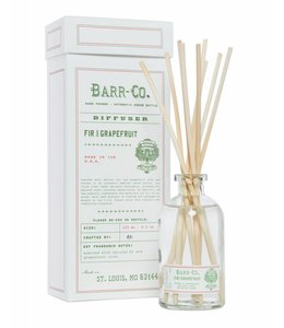 Barr Co. Fir & Grapefruit Diffuser Kit