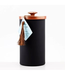 Paddywax Library Candle 16oz - Leo Tolstoy