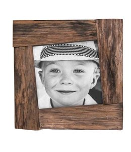 Foreside Home & Garden Reclaimed Wood Frame 5x5