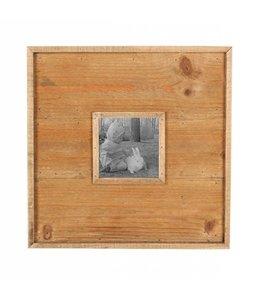 Foreside Home & Garden 4x4 Wood Panel Frame