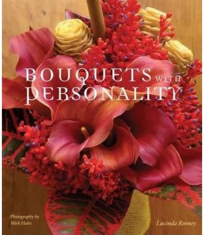 Abrams Books Bouquets With Personality
