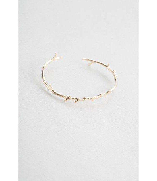 Lovoda Twig Cuff Bracelet