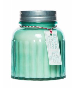 Barr Co. Marine Apothecary Jar Candle