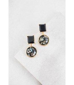 Lovoda Nebula Ear Jacket Earrings