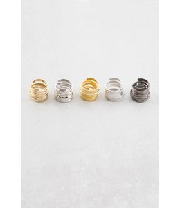 Lovoda Diem Wrap Ring - Gold
