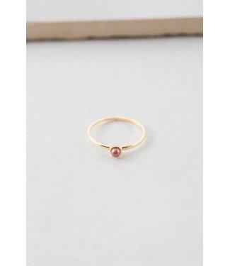Lovoda Finer Things Ring - Mauve