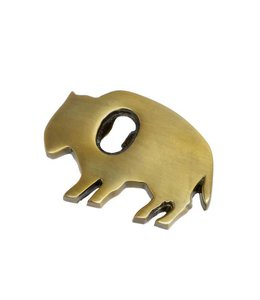 Floor 9 Buffalo Bottle Opener