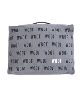 Mud Pie Canvas Dog Bed Small