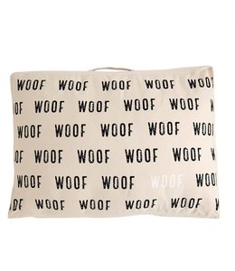 Mud Pie Canvas Dog Bed Large