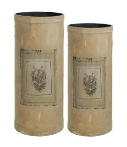 A & B Home Flower Cylinder