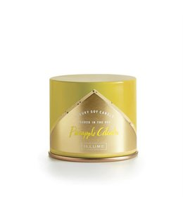 illume Vanity Tin Pineapple Cilantro