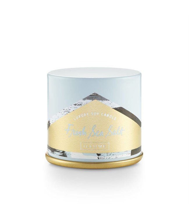 illume Vanity Tin Sea Salt