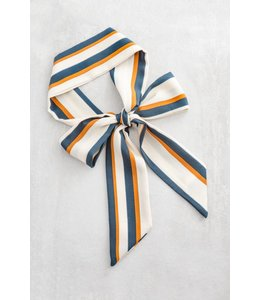 Lovoda Necktie Scarf - Fairfield Striped