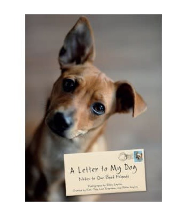 Chronicle Books Letter to My Dog