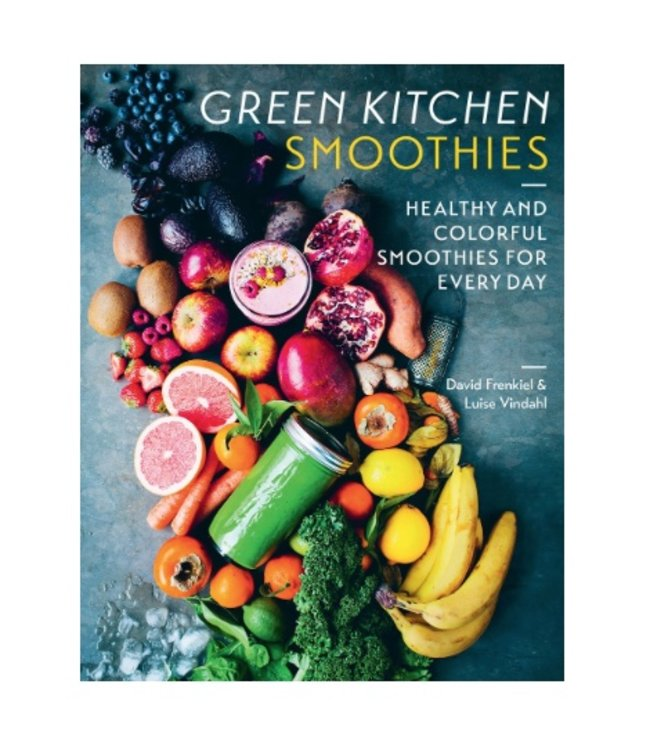 Chronicle Books Green Kitchen Smoothies