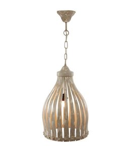 A & B Home Metal Chandelier 22in