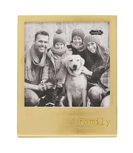 Mud Pie Family Metal Easel Frame