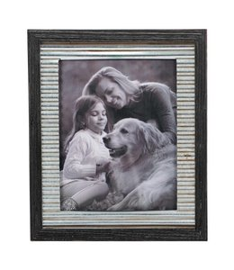 Foreside Home & Garden Vista Photo Frame Black - 8x10