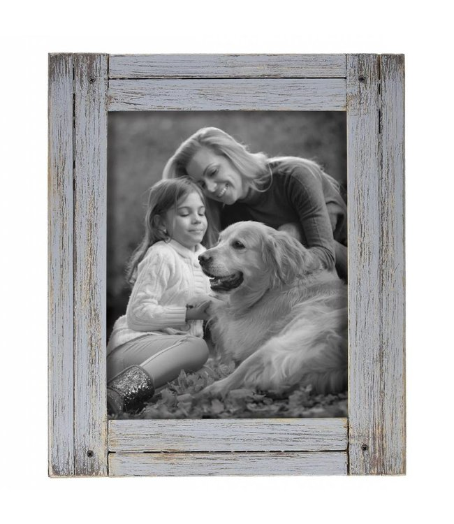 Foreside Home & Garden Heartland Photo Frame Gray - 8x10