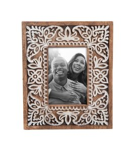 Foreside Home & Garden Gypsy Photo Frame - 4x6