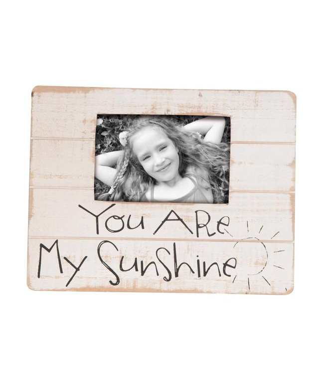 Foreside Home & Garden Sunshine Photo Frame - 4x6