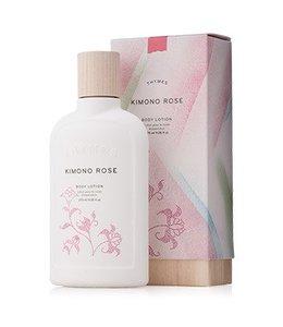 Thymes Body Lotion - Kimono Rose