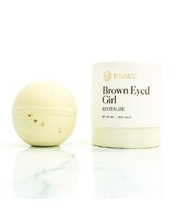 Musee Brown Eyed Girl Bath Bomb