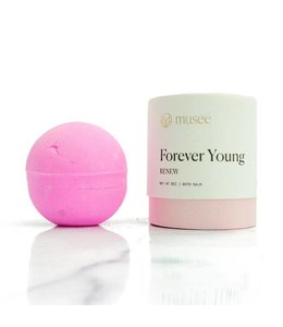 Musee Forever Young Bath Bomb