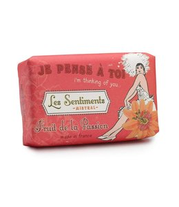 Im Thinking of You Les Sentiments Gift Soap