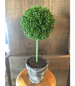 A & B Home Mini Faux Topiary