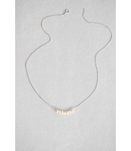 Lovoda Pearl Seed Necklace